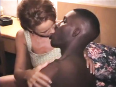 Janet Mason Early Interracial Cuckold Sex Video