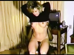 Retro cuckold video with a cheating white MILF